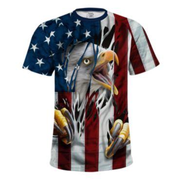 Men's USA Breakout INK Short Sleeve Shirt