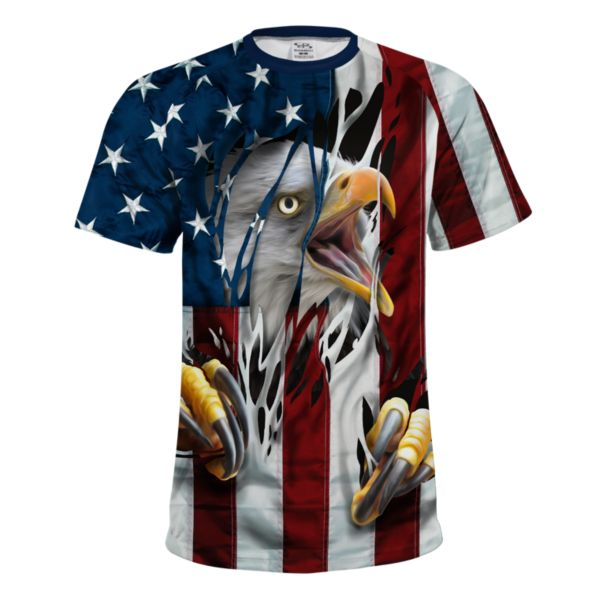 Men's USA Breakout INK Short Sleeve Shirt