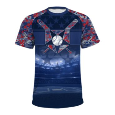 Men's USA All Star INK Short Sleeve Shirt