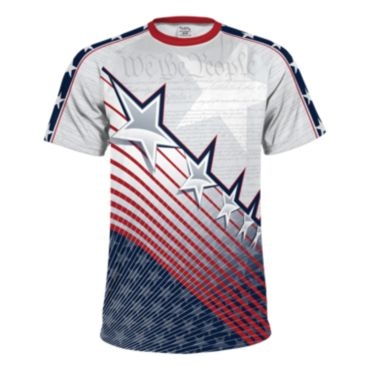 Men's USA We The People INK Short Sleeve Shirt