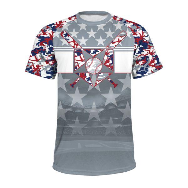Men's USA All Star Performance Shirt