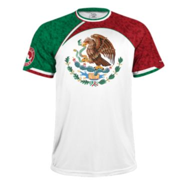 Men's Mexico Strong INK Short Sleeve Shirt