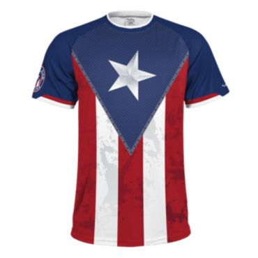Men's Puerto Rico Strong INK Short Sleeve Shirt