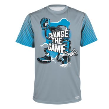 Youth Change The Game T-Shirt