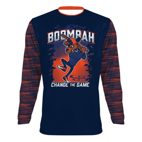 Youth Change The Game INK Long Sleeve T-Shirt