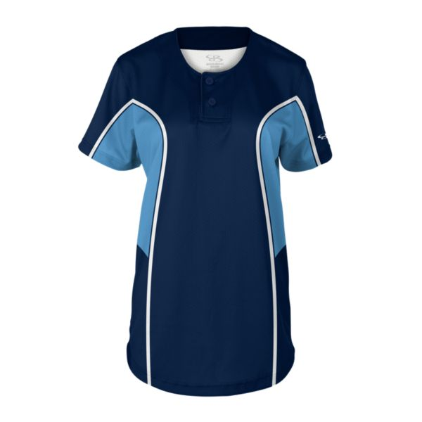 Women's Liner 2-Button Fastpitch Jersey
