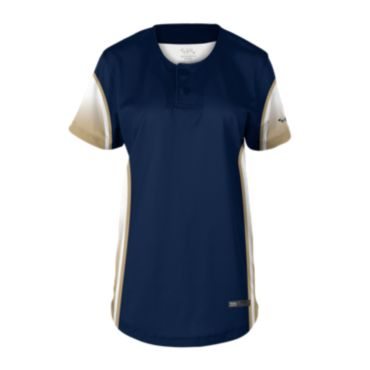 Women's Fade One 2-Button Fastpitch Jersey