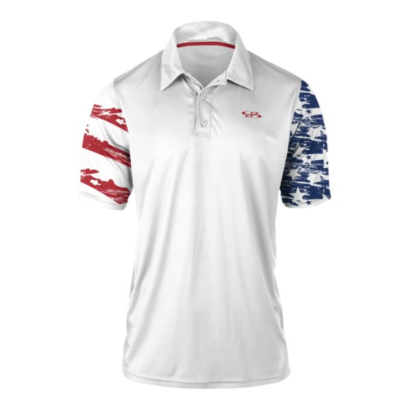 Men's USA Pride Polo