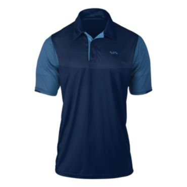 Men's Stripe Polo Shirt