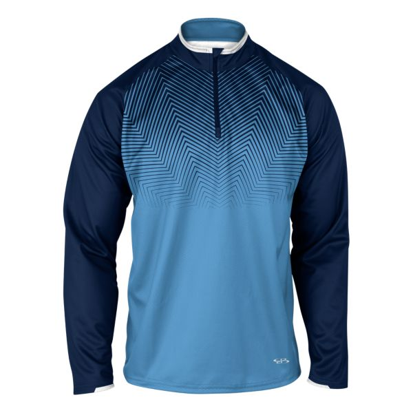 Men's Victor Quarter Zip Pullover