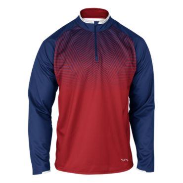 Men's Victor Quarter Zip Pullover