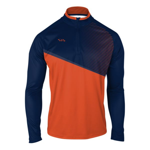 Men's Advocate INK Quarter Zip Pullover