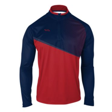 Men's Advocate INK Quarter Zip