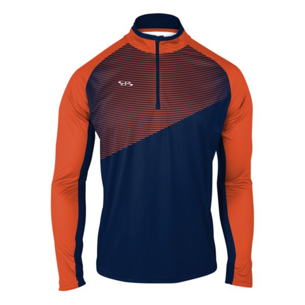 Men's Dominion INK Quarter Zip Pullover