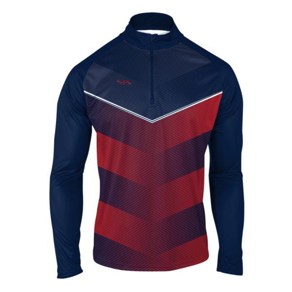 Men's Triumph INK Quarter Zip Pullover