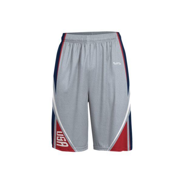 Men's USA Prize INK Basketball Shorts