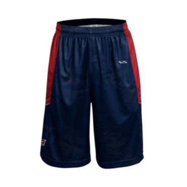 Men's USA Liberty INK Basketball Shorts