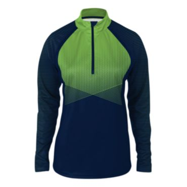 Women's Zenith Lightweight Quarter Zip