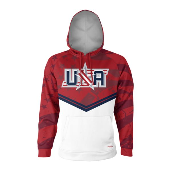Men's USA Border Battle 2016 Hoodie