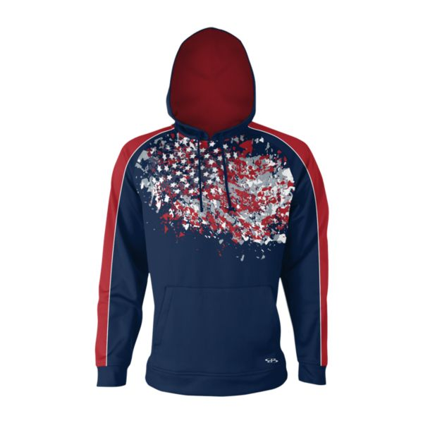 Men's USA Revolution Fleece Hoodie