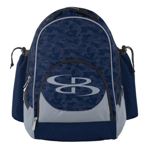 Tyro Blotch Camo Bat Bag