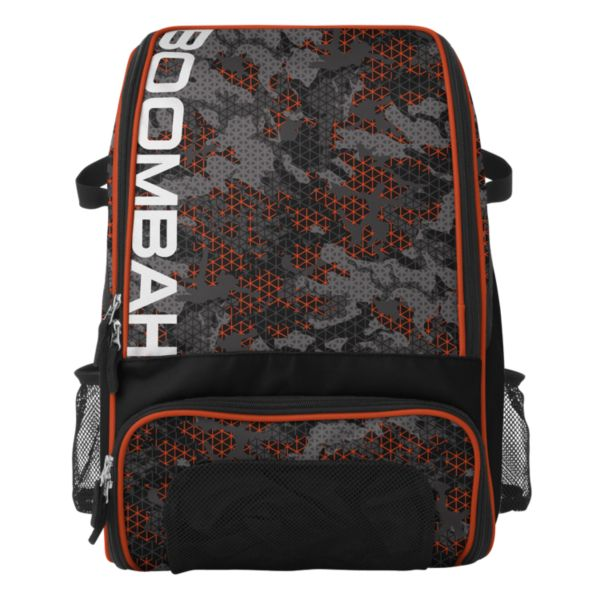 Recruit Bat Bag INK Tekamo Black/Orange/White