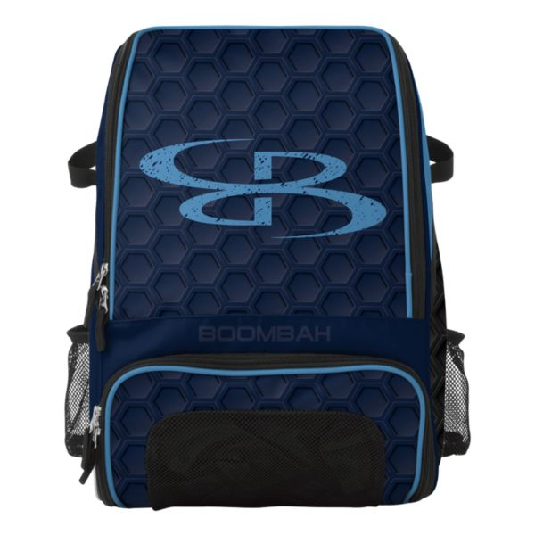 Recruit Bat Bag INK 3DHC Navy/Columbia Blue