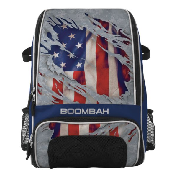 Recruit USA True Colors Bat Bag