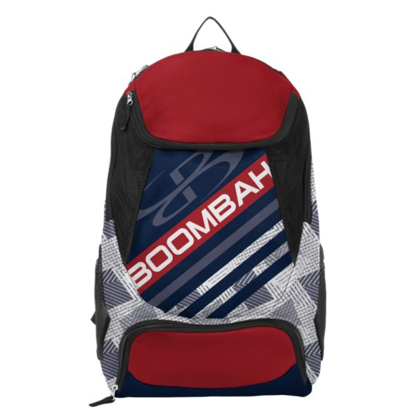 Striker Soccer Backpack INK Classic Navy/Red
