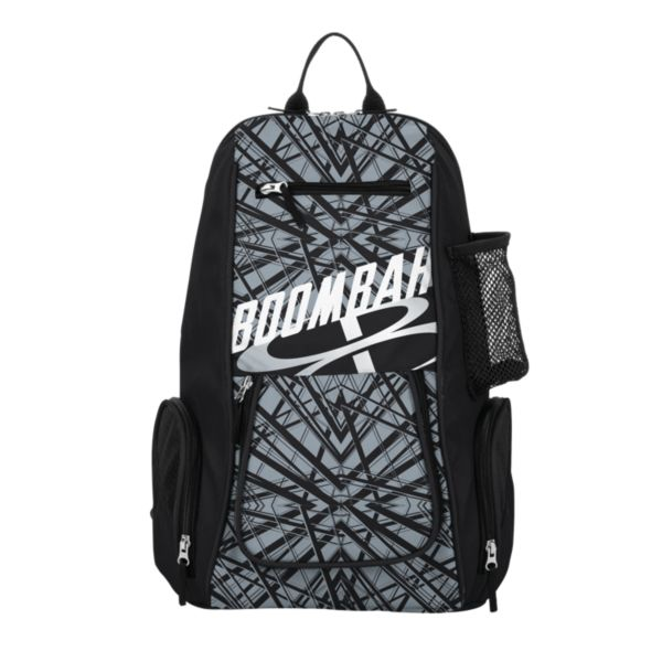 Spike Volleyball Backpack INK Shatter Black/Gray