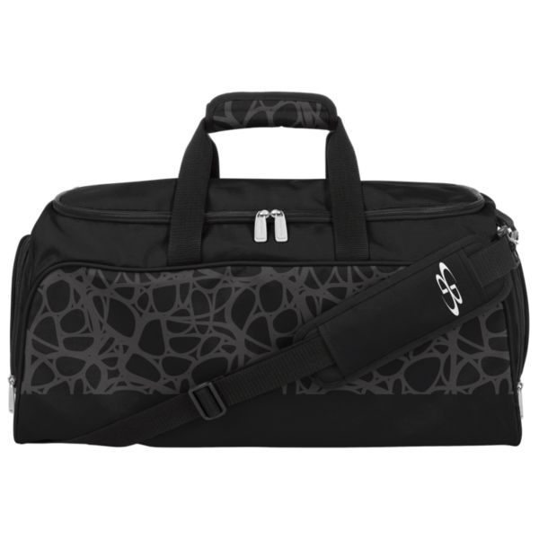 Medium Duffle Bag INK Venom Black/Black