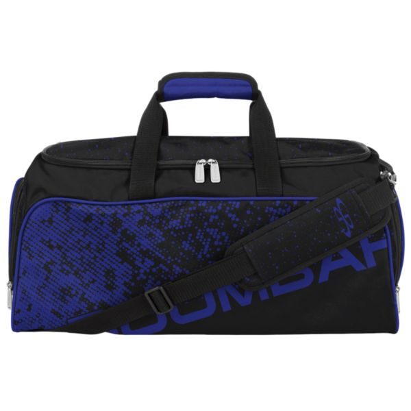 Medium Duffle Bag INK Fadeaway Black/Cobalt