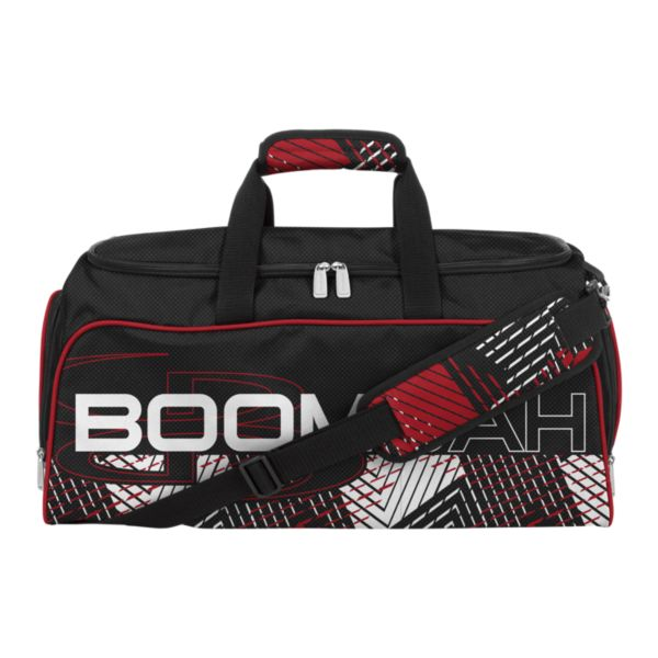 Medium Duffle Bag INK Drive Black/Red/White