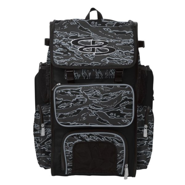 Superpack Tiger Camo Bat Bag