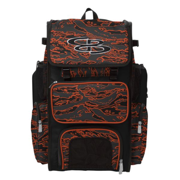 Superpack Tiger Camo Bat Pack