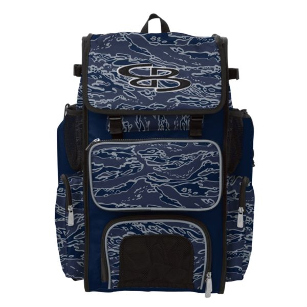 Superpack Bat Pack Tiger Camo