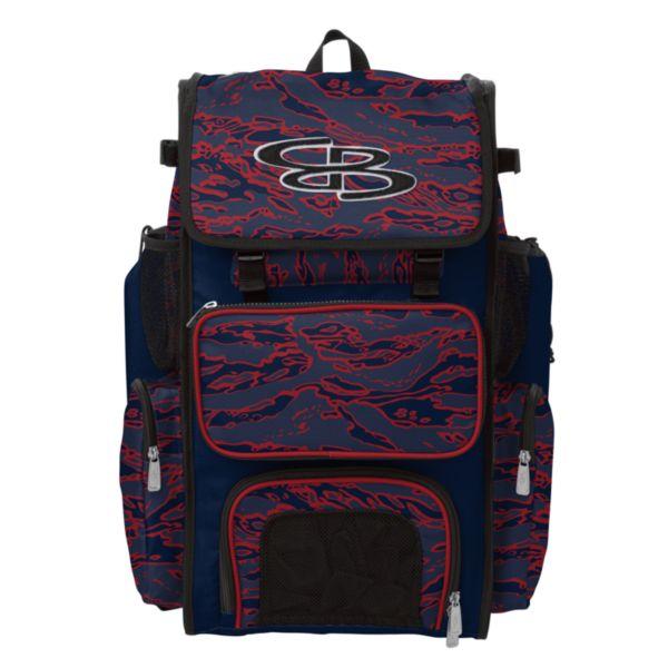 Superpack Tiger Camo Bat Bag