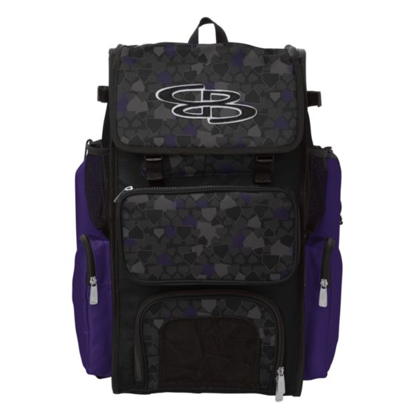 Superpack Plate Camo Bat Bag