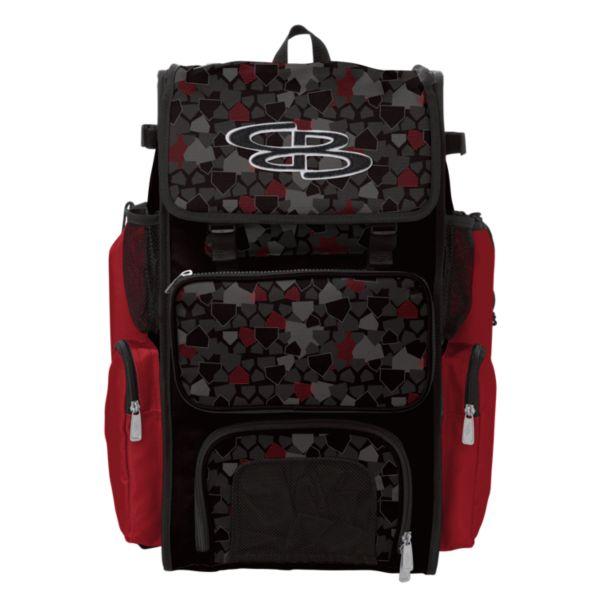 Superpack Plate Camo Bat Bag