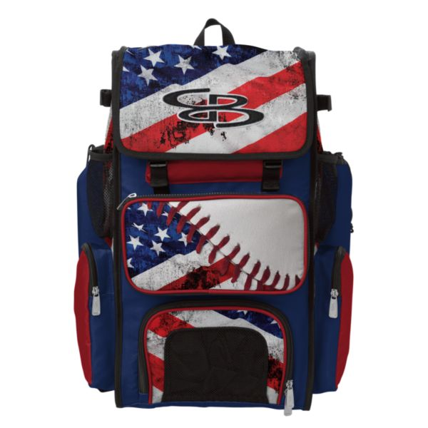 Superpack USA Baseball Bat Bag