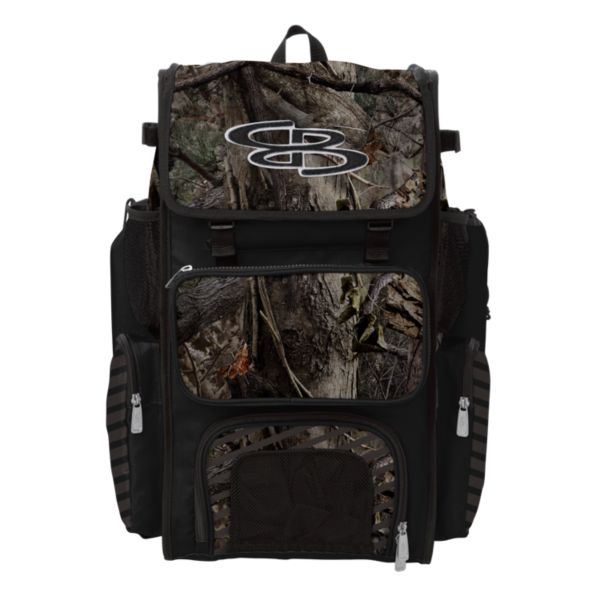 Superpack Real Camo Bat Bag