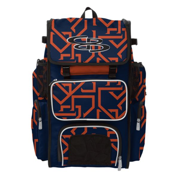 Superpack Bat Pack INK Grand Slam Navy/Orange