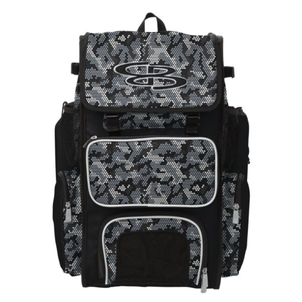 Superpack Rattler Bat Bag