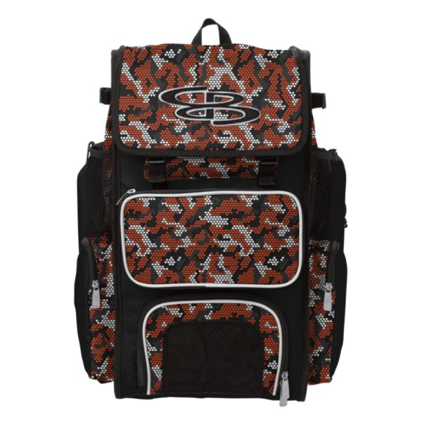 Superpack Bat Pack INK Rattler Black/Orange/White