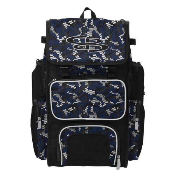 Superpack Bat Pack INK Rattler Black/Royal Blue/White