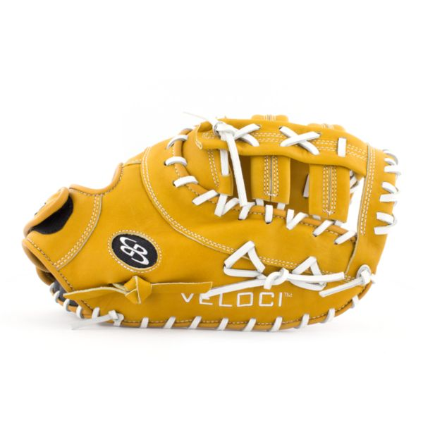 Veloci GR Series Fastpitch 1B Mitt w/ Single Post Web