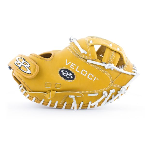 Veloci GR Series Fastpitch Catcher's Mitt w/ H Web