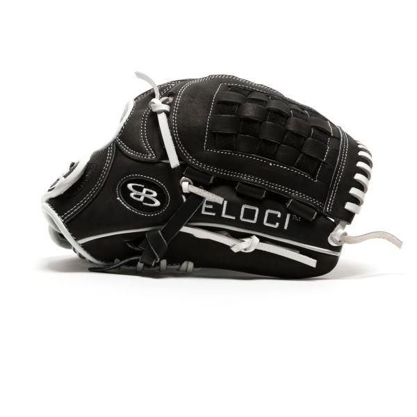 Veloci GR Series Fastpitch Fielding Glove w/ B7 Basket Web