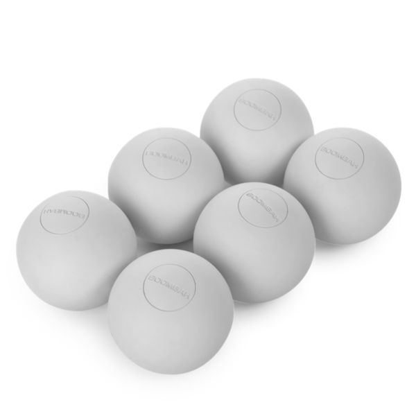 Boombah Lacrosse Balls - Set of 6