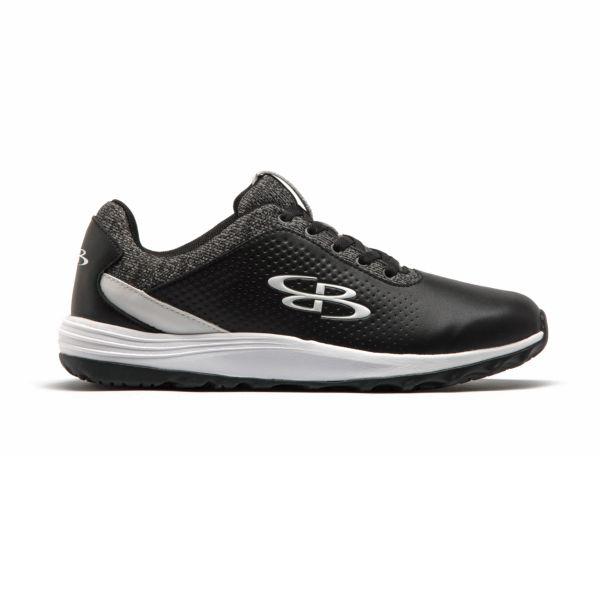 Men's Vortx AWR Golf Shoes Black/White